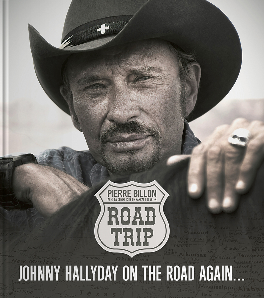 Couverture de l'ouvrage Johnny on the road again