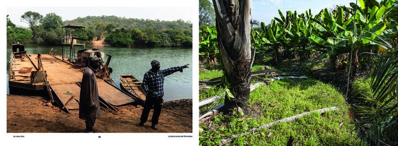 Pages intérieures de l'ouvrage Daande Maayo