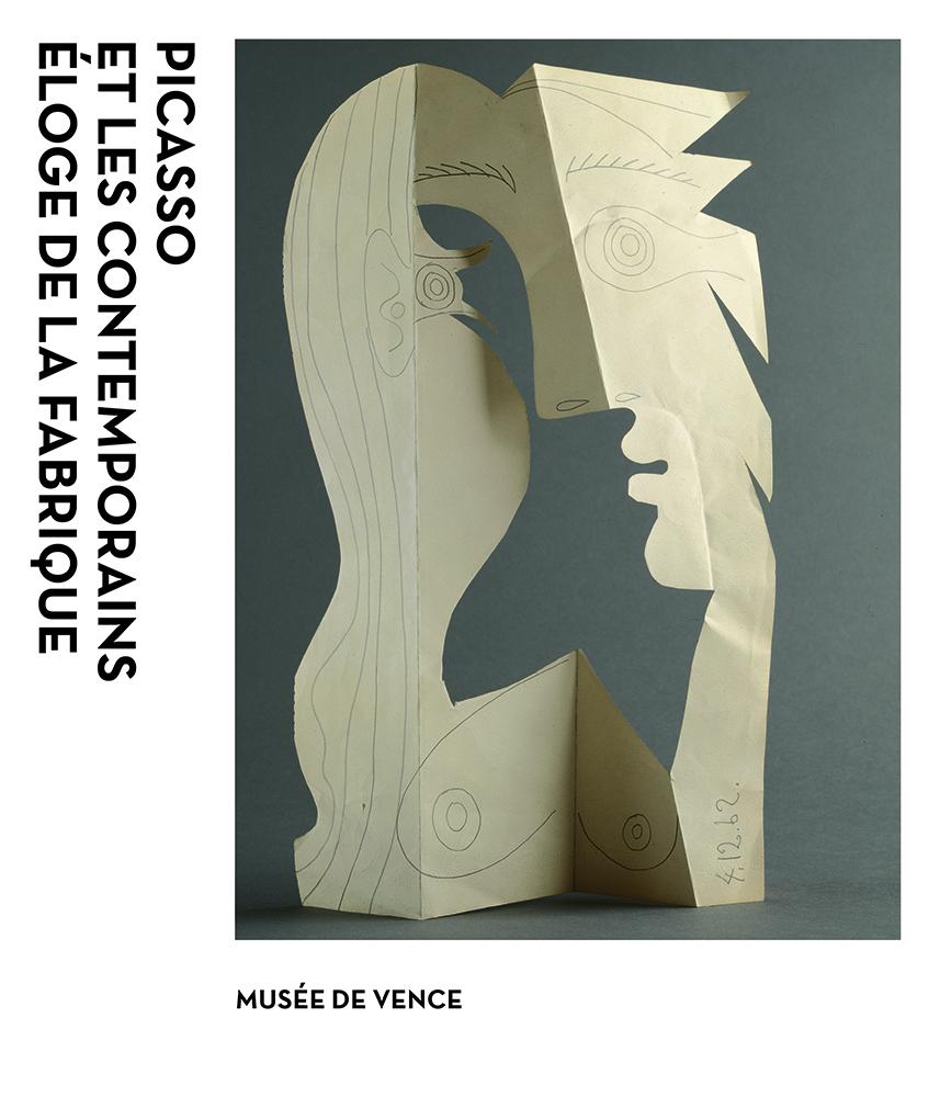 Couverture de l'ouvrage Picasso et les contemporains - Éloge de la Fabrique