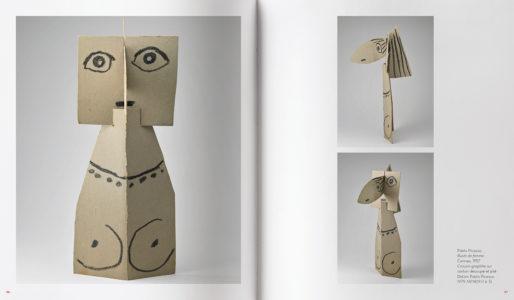 Pages intérieures de l'ouvrage Picasso et les contemporains - Éloge de la Fabrique