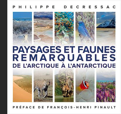 Couverture de l'ouvrage Paysages et faunes remarquables