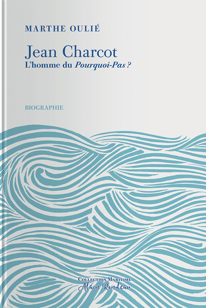 Couverture de l'ouvrage Jean Charcot