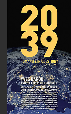 Couverture de l'ouvrage 2039, Humanity in question ?