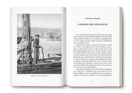 Pages intérieures de l'ouvrage Sur la route du Retour'